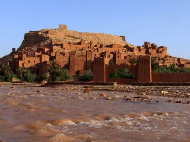 Day trip from Marrakech to kasbah of Telouet and kasbah of Ait Ben Haddou