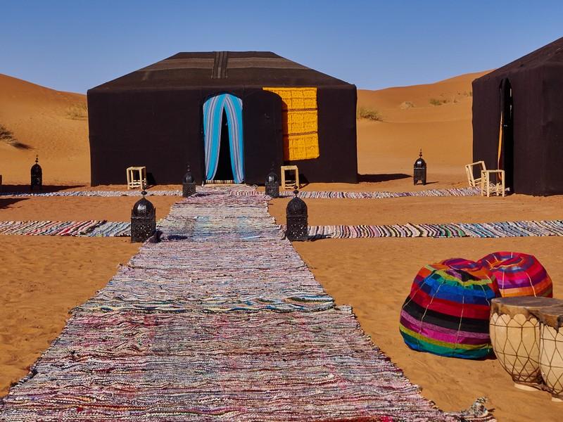 Desert Express Trip in The Zaroga dunes – 2 Days
